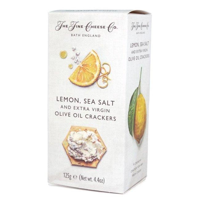 Fine Cheese Co. Lemon, Sea Salt & Extra Olive Oil Virgin (4.4oz)