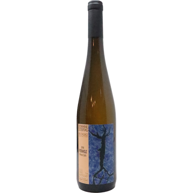 """2018 Domaine Ostertag Pinot Gris """"Fronholz"""", Alsace, France"""