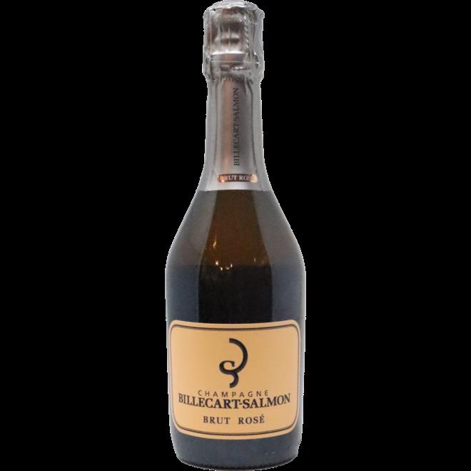 NV Billecart-Salmon Rosé, Champagne, France 375mL