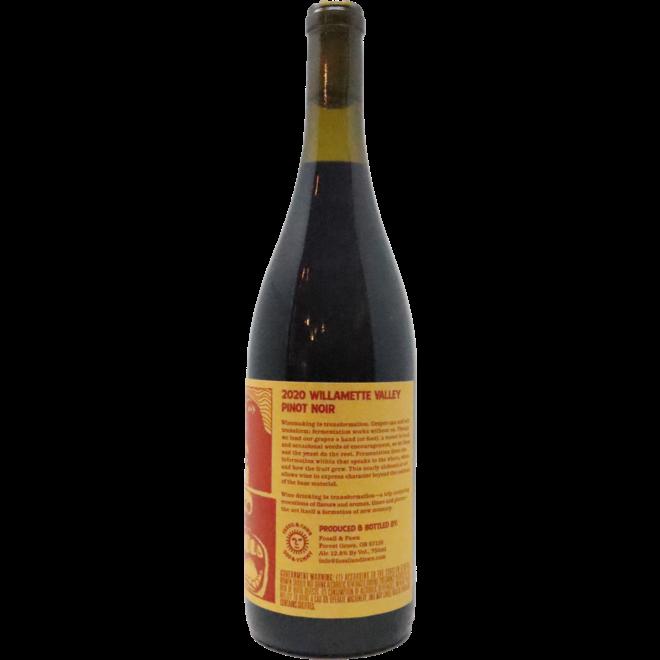 2020 Fossil & Fawn Pinot Noir, Willamette Valley, Oregon