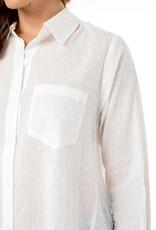 Liverpool Oversized shirt w/ gusset