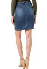 Liverpool Darted skirt
