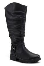 Vanquish extended calf boot
