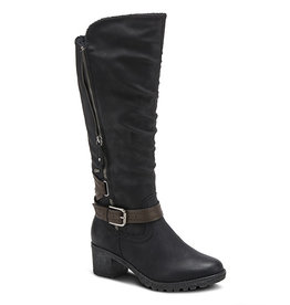 Gemisola extended calf boot