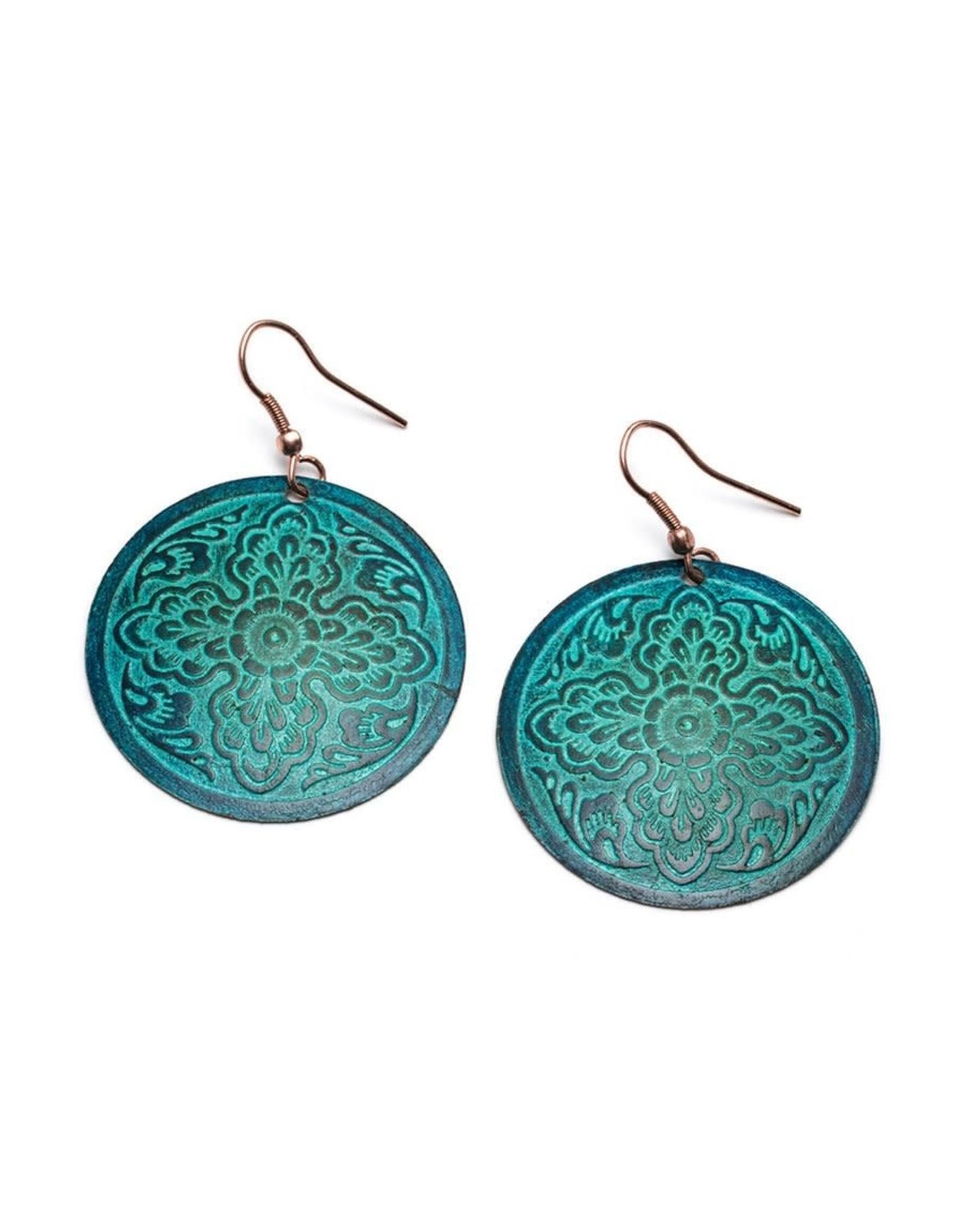 Matr Boomie Devika earrings- Atasi