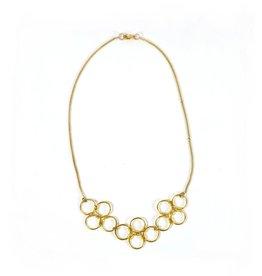 Matr Boomie Circles necklace