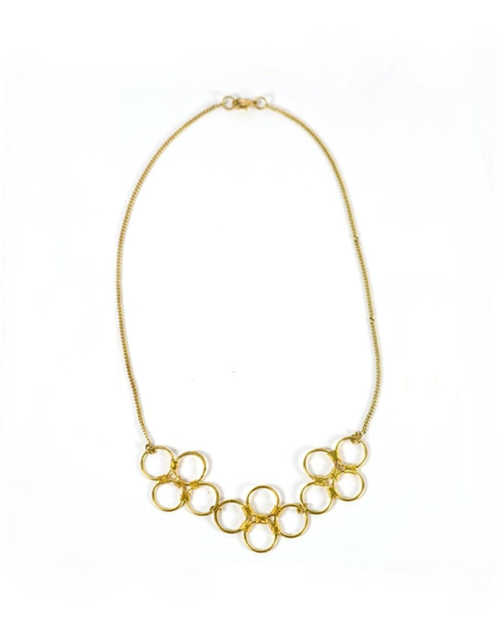 Matr Boomie Circles necklace