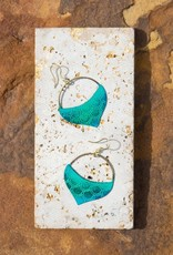Matr Boomie Jaladhi earrings- Mermaid