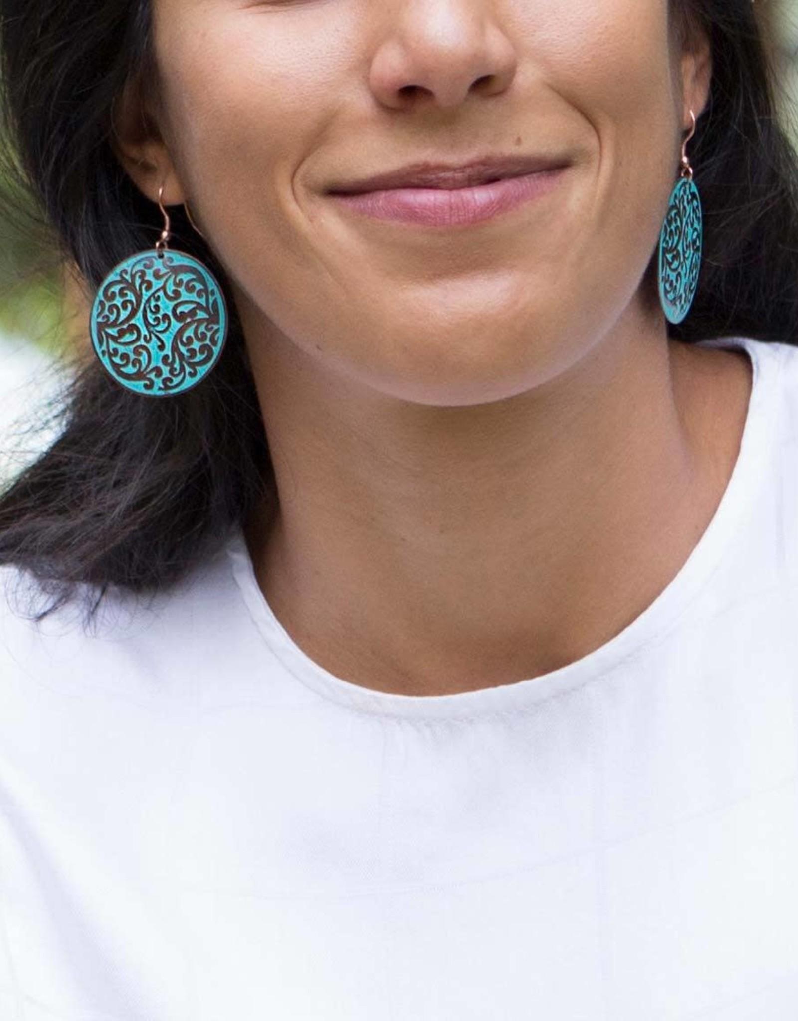 Matr Boomie Naomi earrings