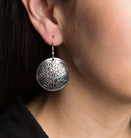 Matr Boomie Tree of Life earrings