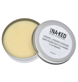 Buck Naked Natural Lotion Bar
