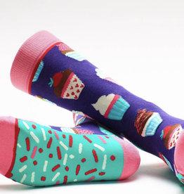 Woven Pear socks