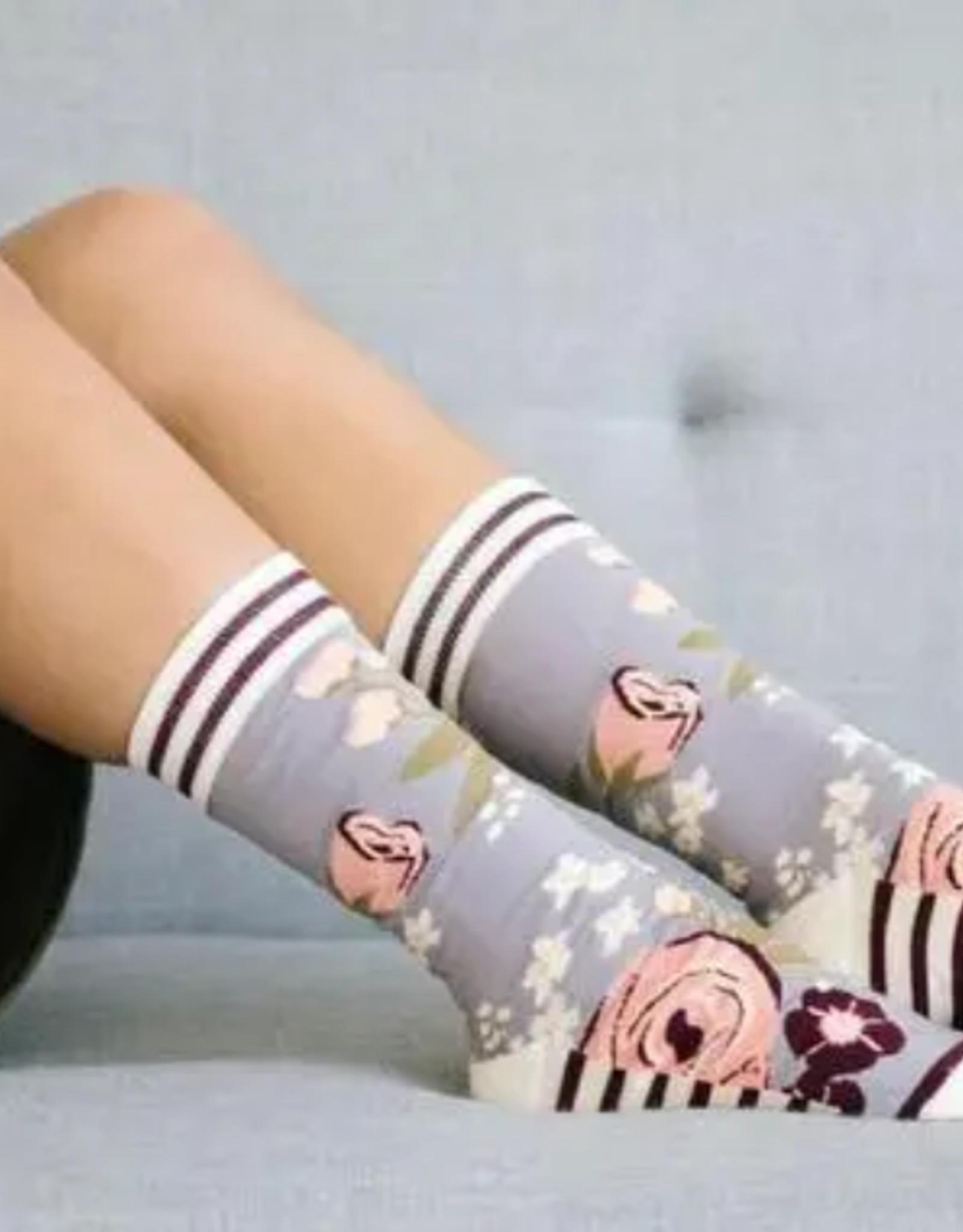 Briar Rose socks