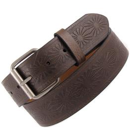 1.5'' Western embossed belt