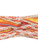 Banded Jaipur Market twist headwrap