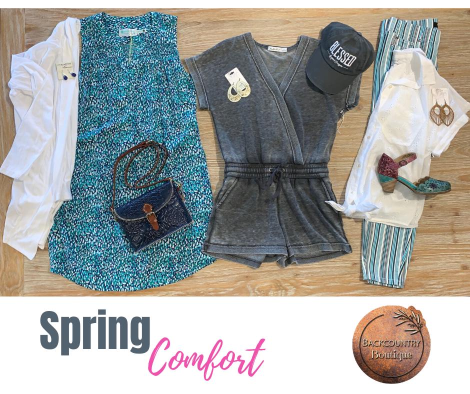 Spring Comfort
