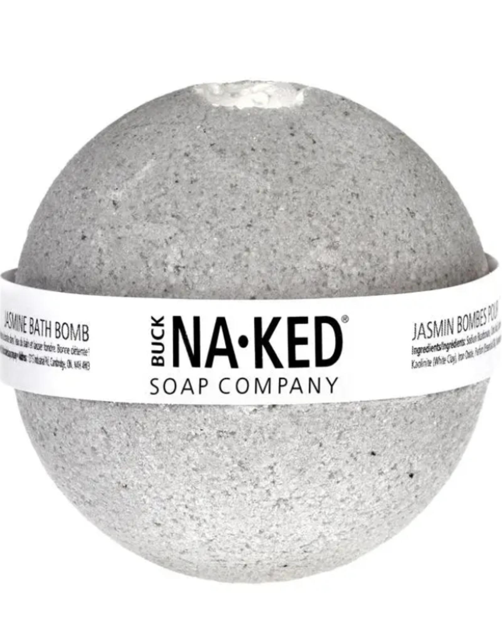 Buck Naked Bath Bomb- Jasmine