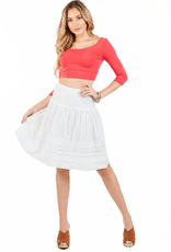 Bila Breezy A-line Skirt