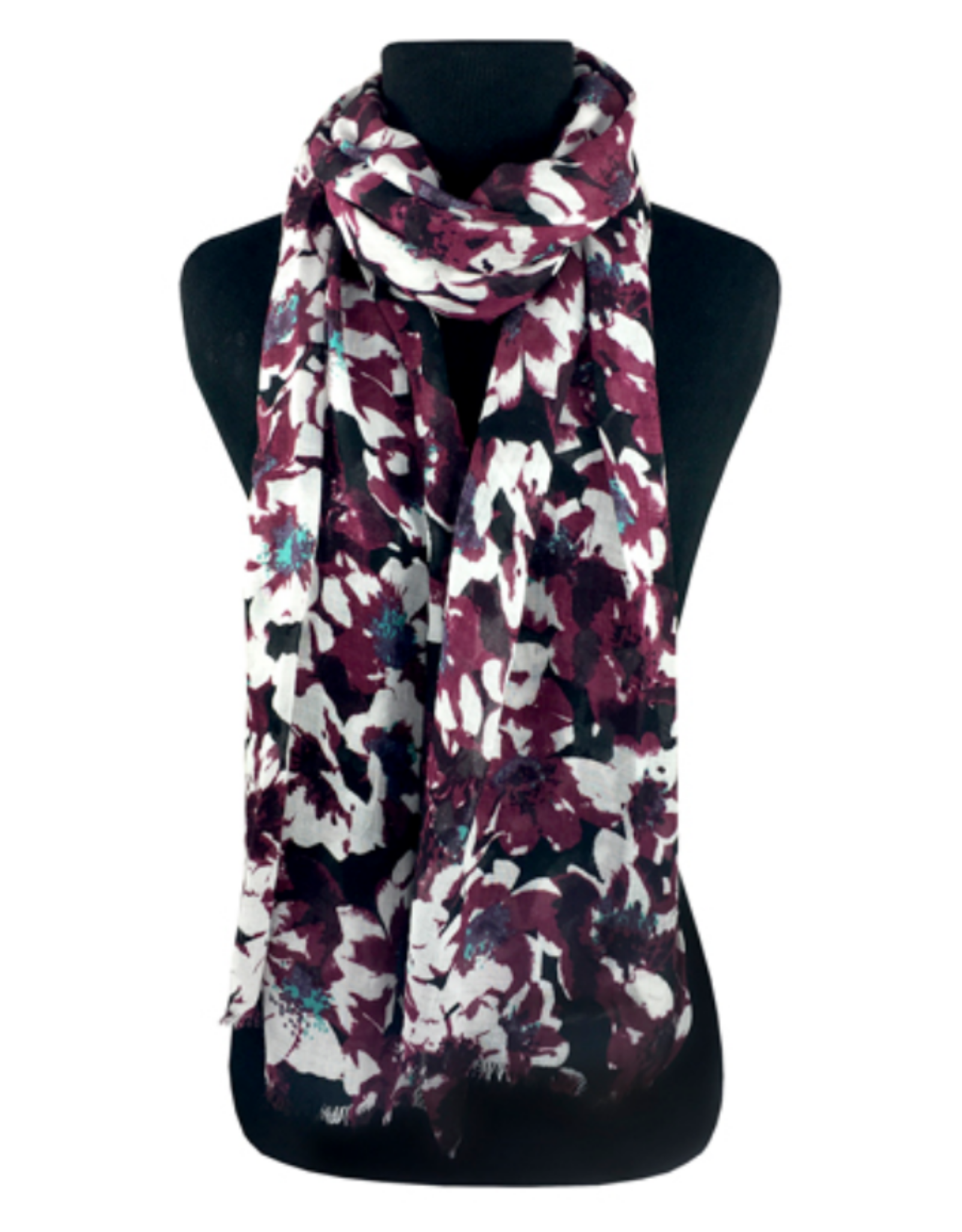 Castle scarf