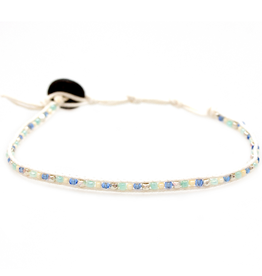 Seedbeed anklet- 10456
