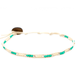 Seedbeed anklet- 10457
