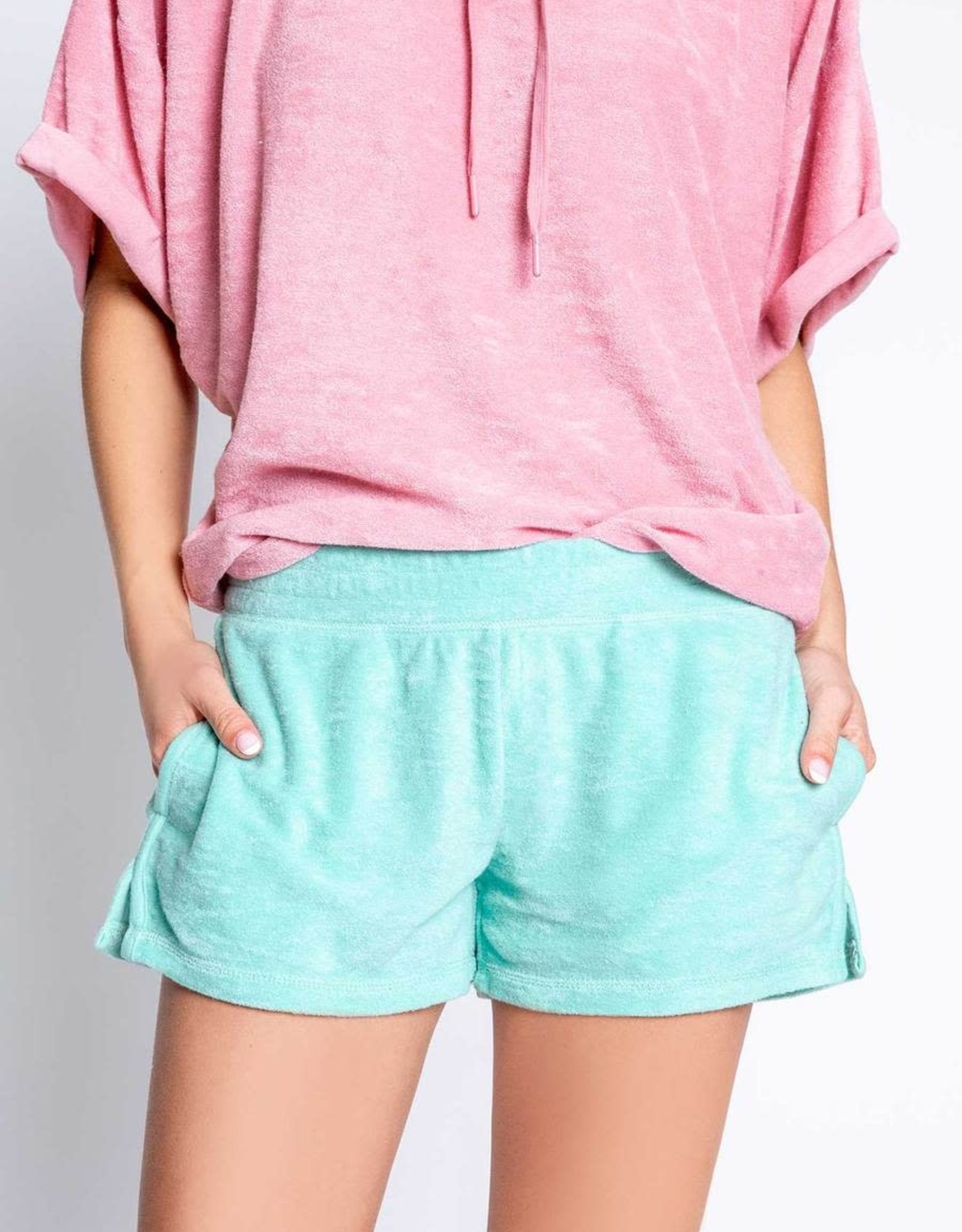 PJ Salvage Beach Bound short