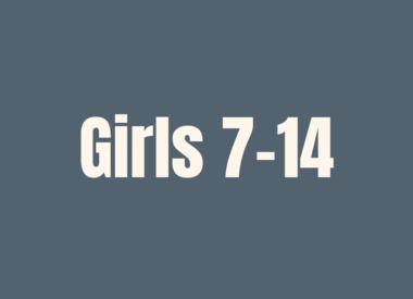 Girls (7-14)