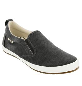 Dandy canvas shoe- Charcoal Wash