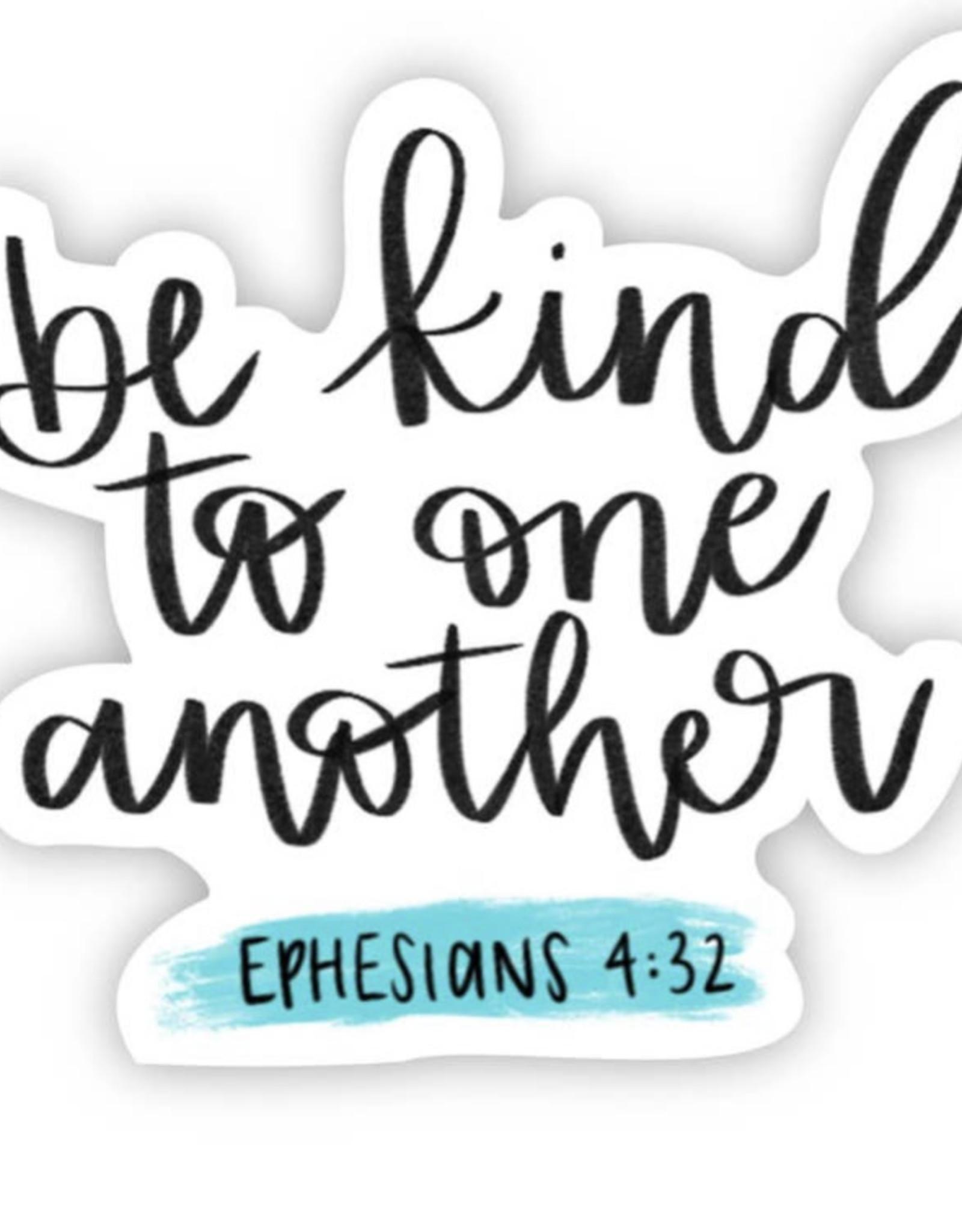Big Moods Ephesians 4:32 sticker