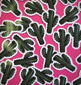 Mini Cactus Sticker (ms1)