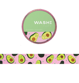 Girl of All Work Avocado washi tape
