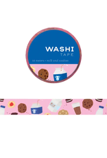 Girl of All Work Milk and Cookies washi tape