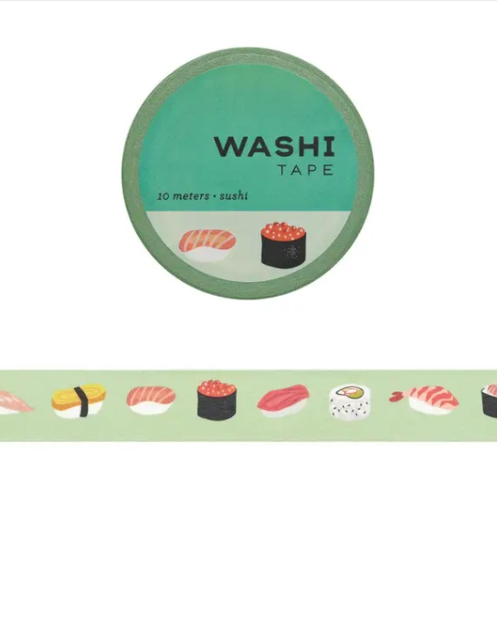 Girl of All Work Sushi washi tape