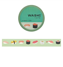 Girl of All Work Sushi washi tape