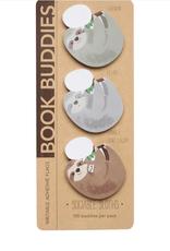 Girl of All Work Sociable sloths book buddies