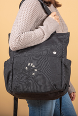 Discover Backpack- Black Morel