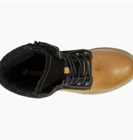 Alana Boot- Black/Tan