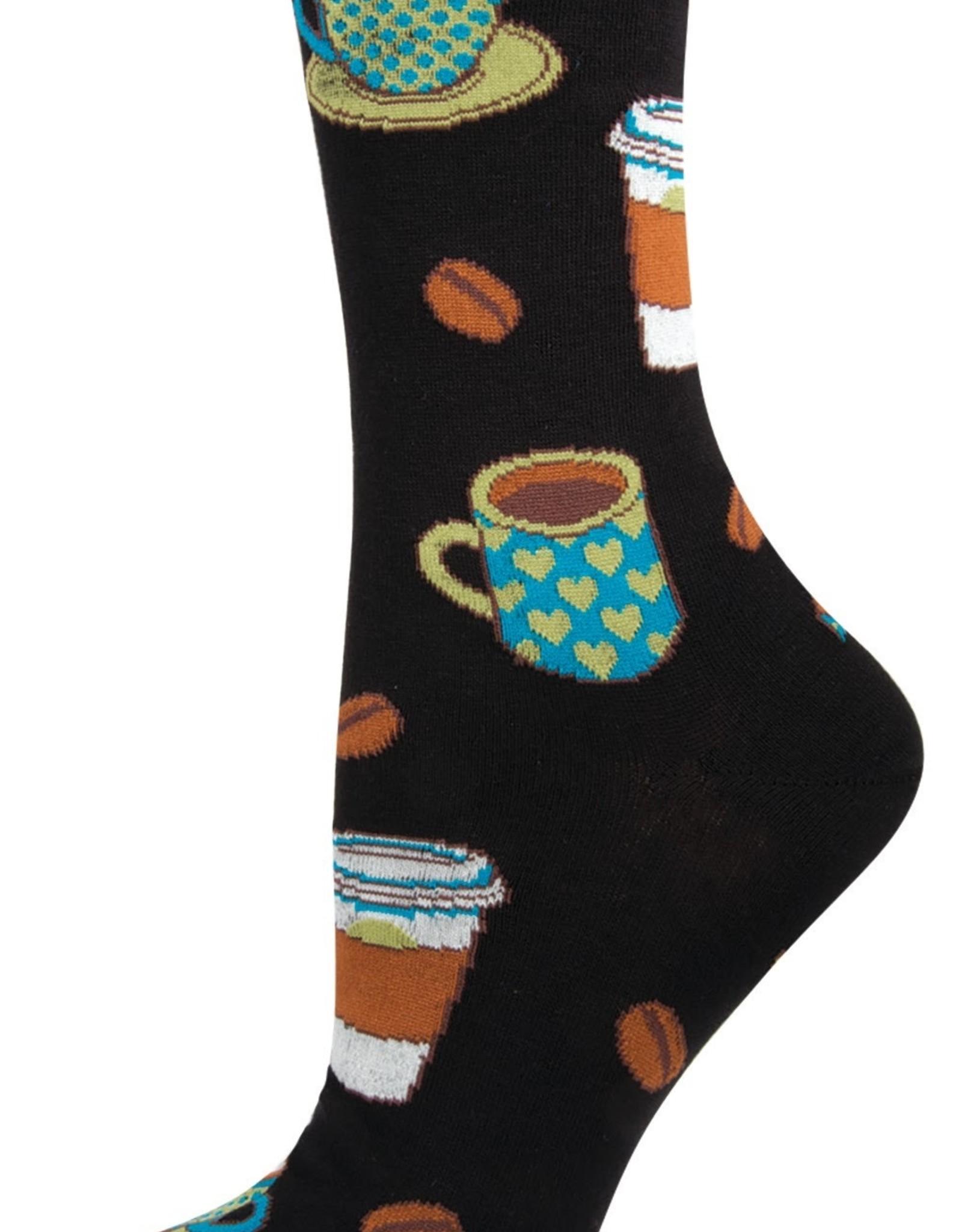 Love You a Latte socks