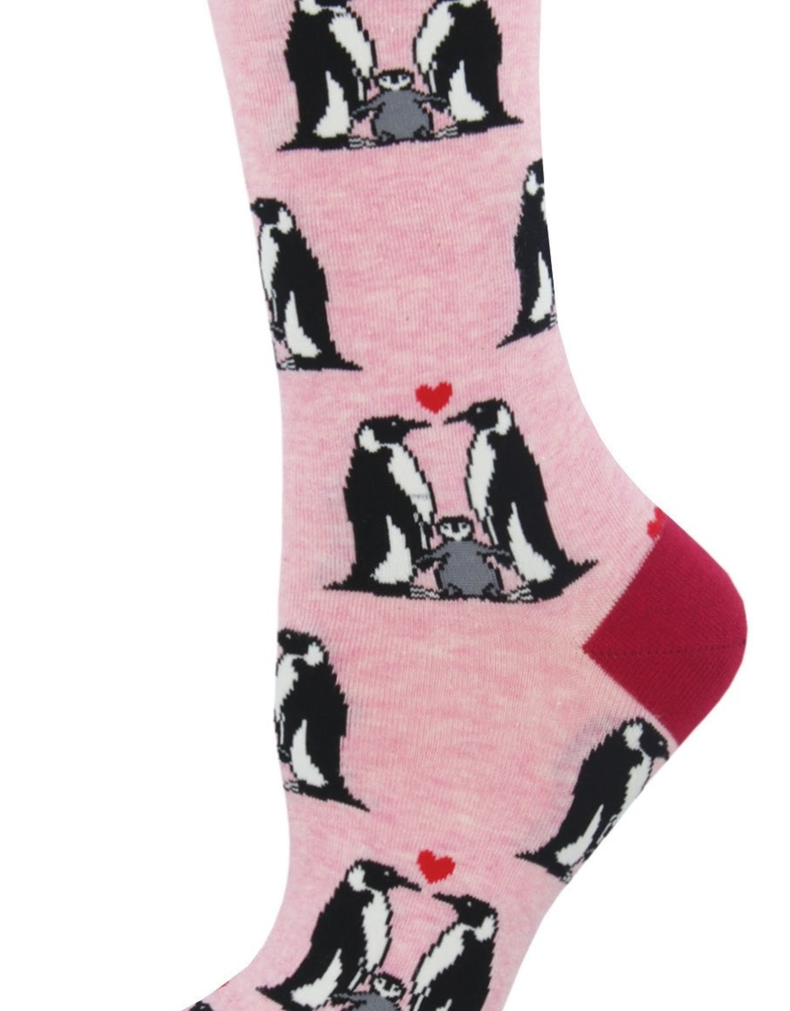 Penguin Love socks