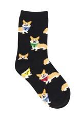 Sock Smith Corgi socks