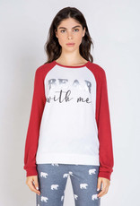 PJ Salvage Bear With Me top