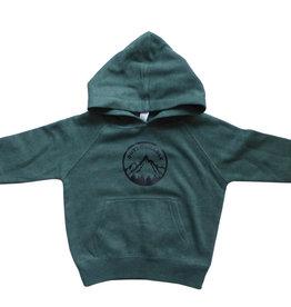 Outdoorable hoodie-Green