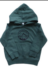 Outdoorable hoodie-Green