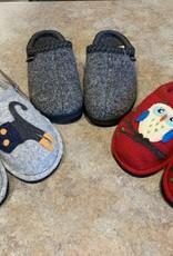 Haflinger Cucho cat slippers