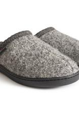Haflinger Slipper with rubber sole