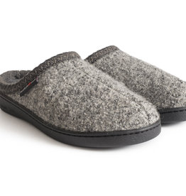 Haflinger Slipper with rubber sole