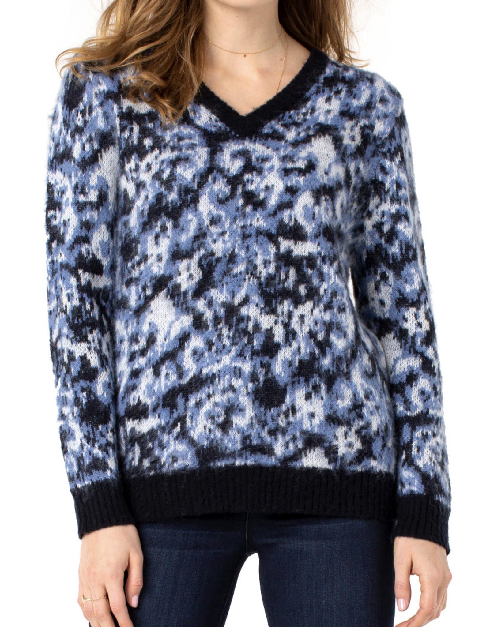 Liverpool V-neck sweater
