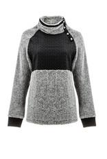 Sidewinder Pullover-black