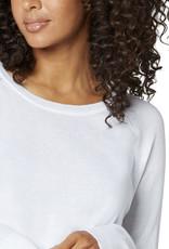 Liverpool Raglan sweater white