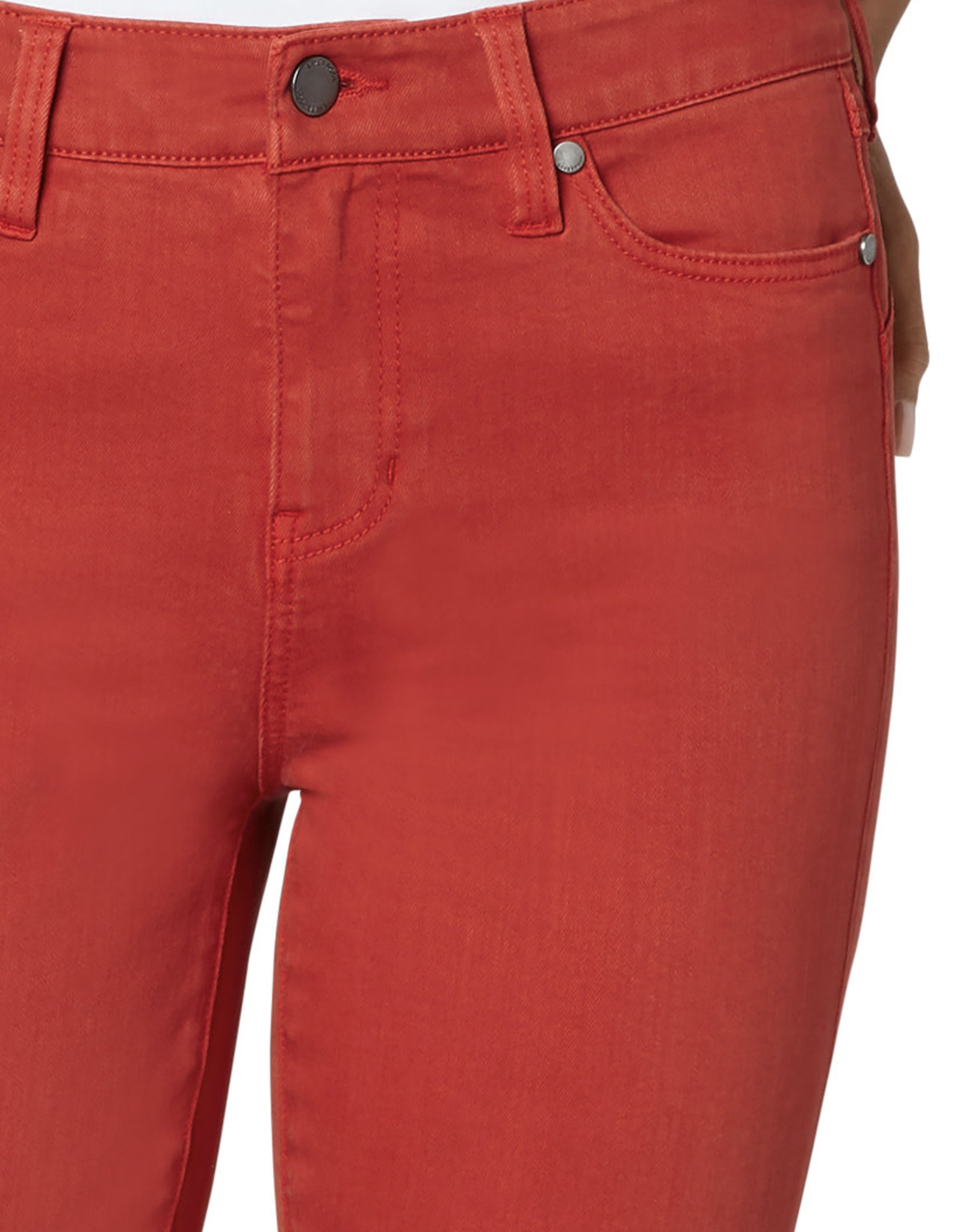 Liverpool Piper Hugger ankle skinny red